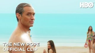 The New Pope He Has Risen Season 1 Episode 7 Clip  HBO