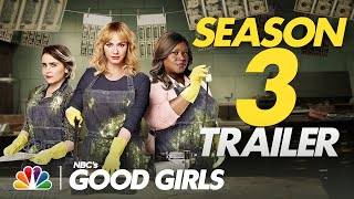 GOOD GIRLS SEASON 3  Official Trailer
