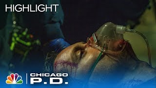 Halsteads Been Shot and Is Off to Med  Chicago PD
