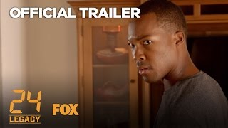 Official Trailer  24 LEGACY
