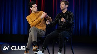 Thomas Middleditch  Ben Schwartz on the joy of goofs and make em ups