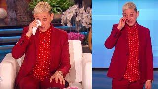 Most Emotional Moments on the Ellen DeGeneres Show  Ellen Pays Tribute to Kobe Bryant