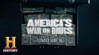 Americas War On Drugs  This Is Your Brain  Sunday June 18th  History