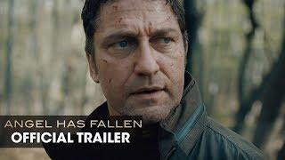 Angel Has Fallen 2019 Movie Official Trailer  Gerard Butler Morgan Freeman