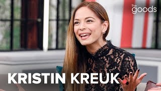 Kristin Kreuk on her New Show Burden of Truth  The Goods