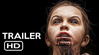 The Hollow Child Official Trailer 1 2018 Jessica McLeod Hannah Cheramy Horror Movie HD
