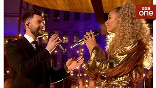 Calum Scott and Leona Lewis duet You Are The Reason live  The One Show  BBC One