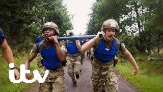 The Paras Men of War  Casualty Evacuation Training  ITV