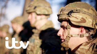 The Paras Men of War  The Recruits Face Their First Field Exercise  ITV