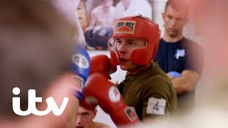 The Paras Men of War  Milling 60 Seconds of Controlled Aggression  ITV