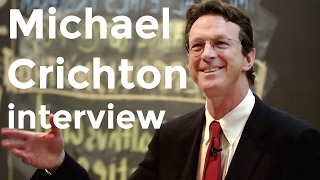 Michael Crichton interview on Disclosure 1994