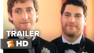 Search Party Official Trailer 1 2016  Adam Pally TJ Miller Movie HD