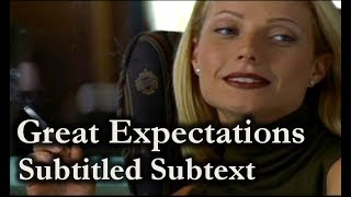 Great Expectations 1998  Subtitled Subtext