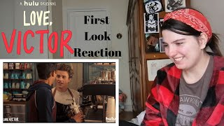 Love Victor First Look Reaction
