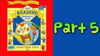 Whoa I Remember The Busy World of Richard Scarry Best Reading Program Ever Part 5