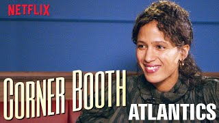 Atlantics Director Mati Diop in the Corner Booth  Netflix