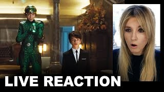 Artemis Fowl Trailer REACTION