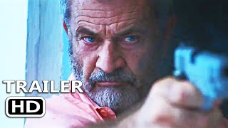 FORCE OF NATURE Official Trailer 2020 Mel Gibson Action Movie