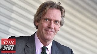 Hugh Laurie to Star in HBO Space Comedy Avenue 5  THR News