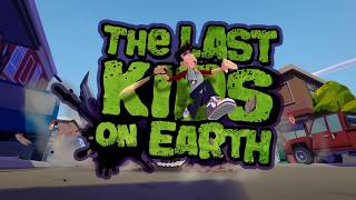 The Last Kids on Earth  Netflix Series Teaser