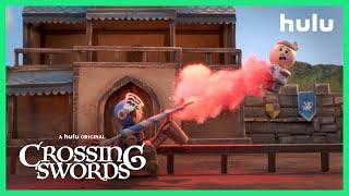 Crossing Swords  Teaser Official  A Hulu Original