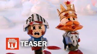 Crossing Swords Season 1 Teaser  Rotten Tomatoes TV