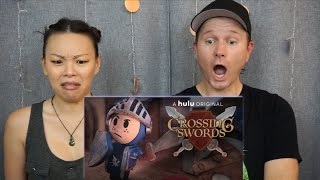 Crossing Swords Teaser Trailer  Reaction  Review