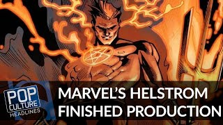 Marvels Helstrom Finishes Production  Pop Culture Headlines