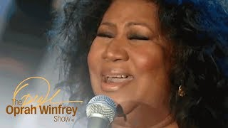 Aretha Franklins Performance of Amazing Grace That Made Oprah Cry  The Oprah Winfrey Show  OWN