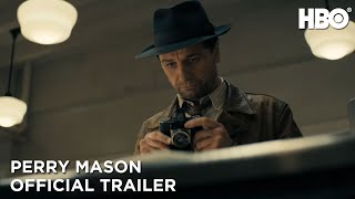 Perry Mason Official Trailer  HBO