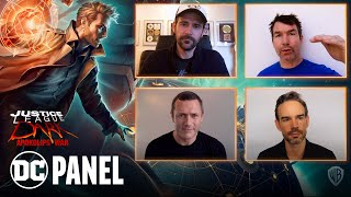 Justice League Dark Apokolips War  DC Panel