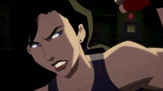 Justice League Dark Apokolips War Exclusive Clip  Harley Quinn vs Lois Lane  SYFY WIRE