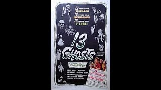13 Ghosts 1960 Extended IllusionO Version  Trailer HD 1080p
