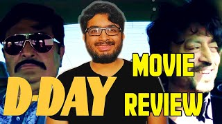 DDay  Movie Review