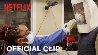 Lenox Hill  Pandemic  Netflix