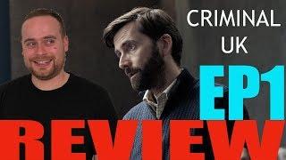 Criminal UK  Season 1 Episode 1 Review  Edgar