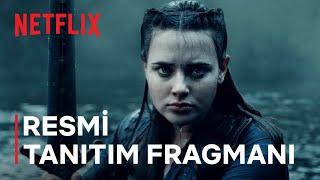 CURSED Katherine Langford barolde  Resmi Tantm Fragman  Netflix