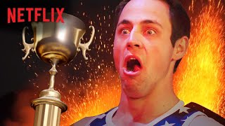 Best Lava Bidet  More Floor Is Lava Awards  Oddly Specific  Netflix
