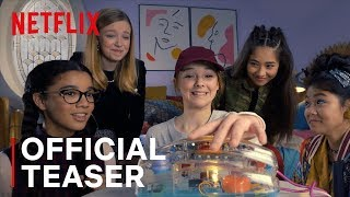 The BabySitters Club Official Teaser  Netflix Futures