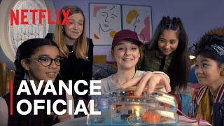 El club de las nieras  Avance oficial  Netflix