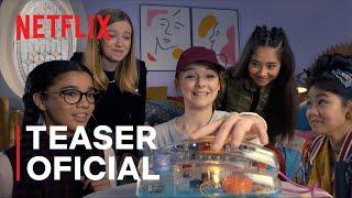 O Clube das Babs  Teaser oficial  Netflix