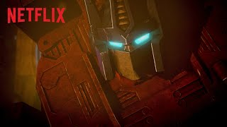 Transformers War For Cybertron Trilogy Siege  New York Toy Fair  Netflix