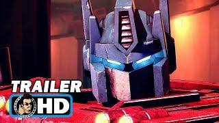 TRANSFORMERS WAR FOR CYBERTRON Trailer 2020 Netflix Animated Series