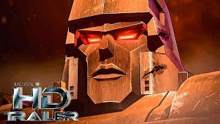 Transformers War For Cybertron Trilogy Official Trailer NEW 2020 SIEGE Netflix Anime Series HD
