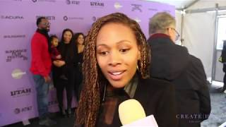 MISS JUNETEENTH PREMIERE AT SUNDANCE FILM FESTIVAL w NICOLE BEHARIE  MORE  CREATE HER COLLECTIVE