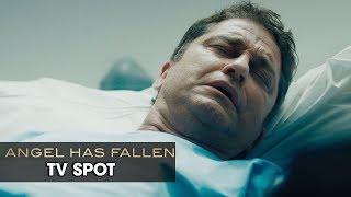 Angel Has Fallen 2019 Movie Official TV Spot Planned  Gerard Butler Morgan Freeman