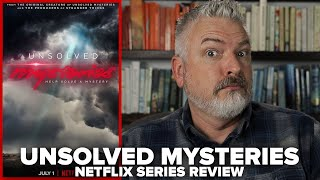 Unsolved Mysteries 2020 Netflix Series Review