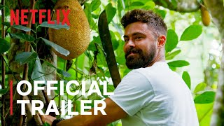 Down to Earth with Zac Efron  Official Trailer  Netflix