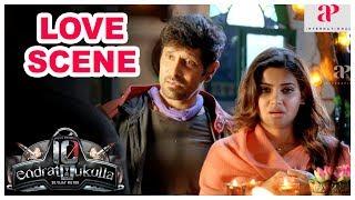 10 Endrathukulla Movie Love Scene  Vikram  Samantha  Pasupathy  Rahul Dev  Ramdoss