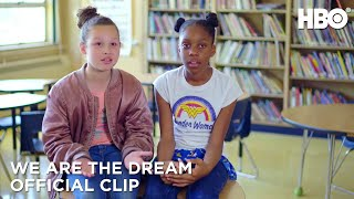We Are the Dream 2020 Timia Brown and Onalee Dixon Dr Martin Luther King Jr Clip  HBO